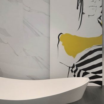 Staveley Statuary White Wall tile collection