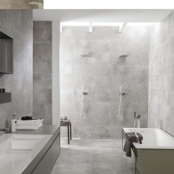 Porcelanosa Baltimore Gray room